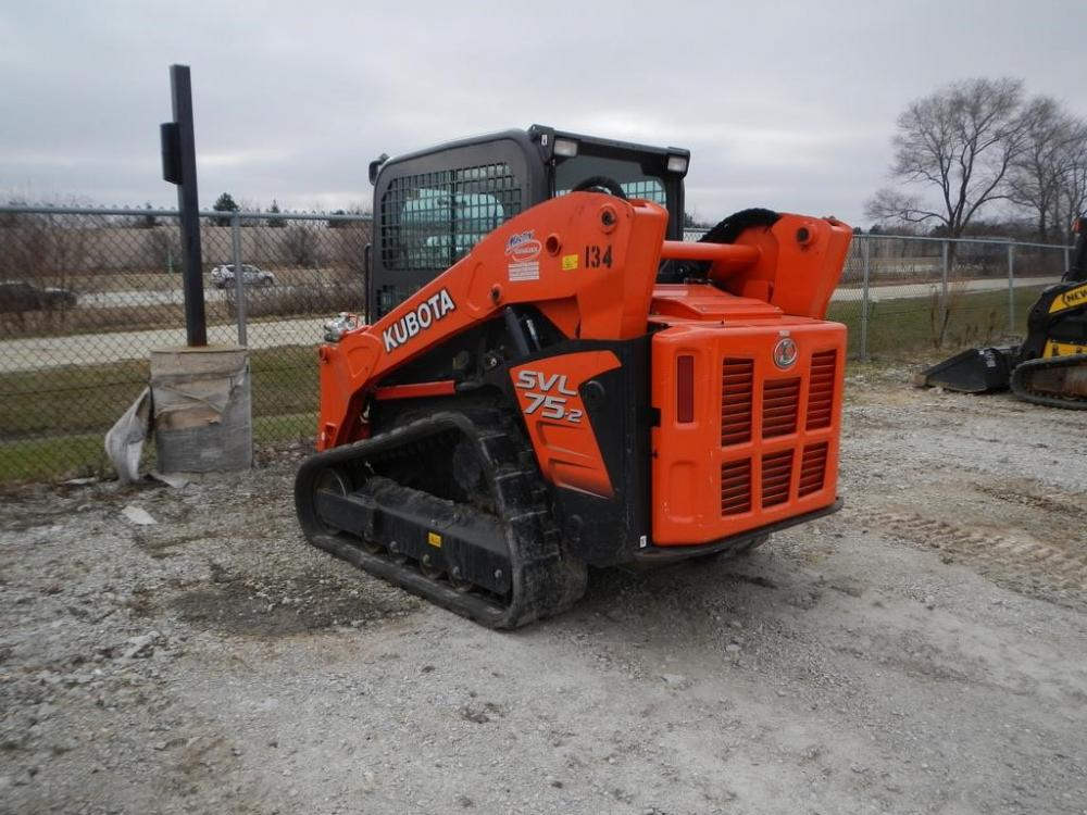 Detail photo of 2017 Kubota SVL75-2 from Construction Equipment Guide