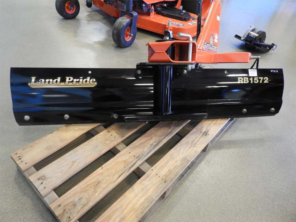 Detail photo of 2012 Land Pride RB1572 from Construction Equipment Guide