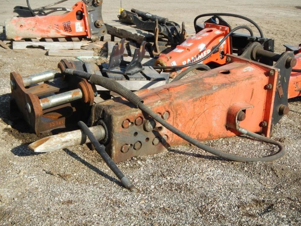Detail photo of 2011 Rammer BR1229 from Construction Equipment Guide
