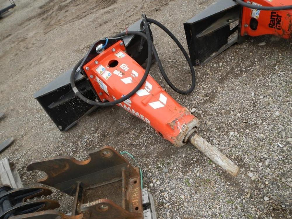 Detail photo of 2019 Rammer 555 from Construction Equipment Guide