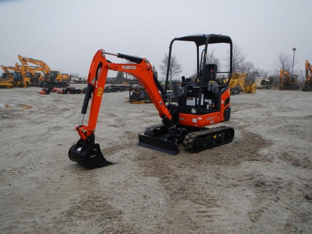 Detail photo of 2019 Kubota KX018-4 from Construction Equipment Guide