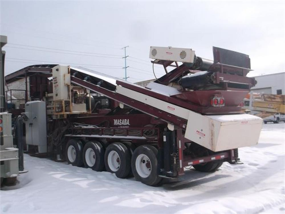Detail photo of 2012 Cedarapids MVP280 from Construction Equipment Guide