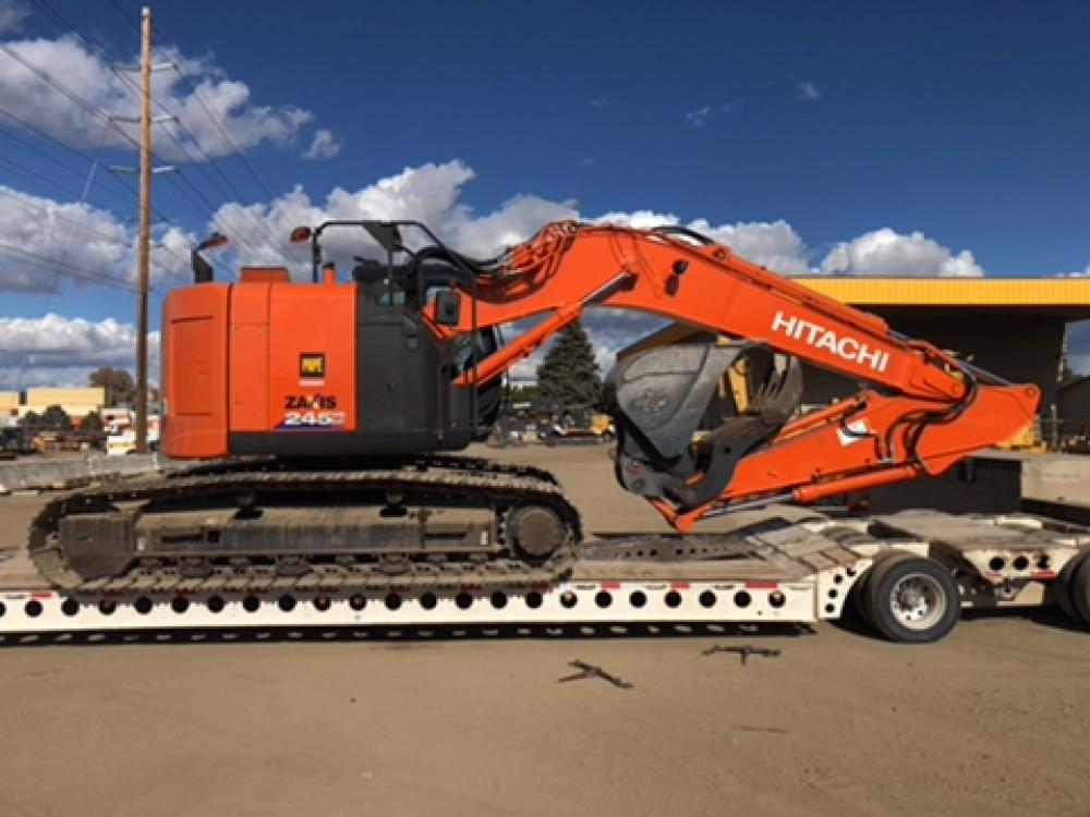 Detail photo of 2018 Hitachi ZX245-6 from Construction Equipment Guide