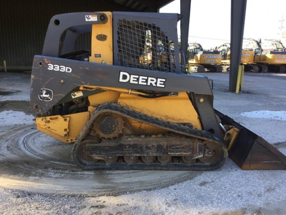 Detail photo of 2012 John Deere 333DT from Construction Equipment Guide