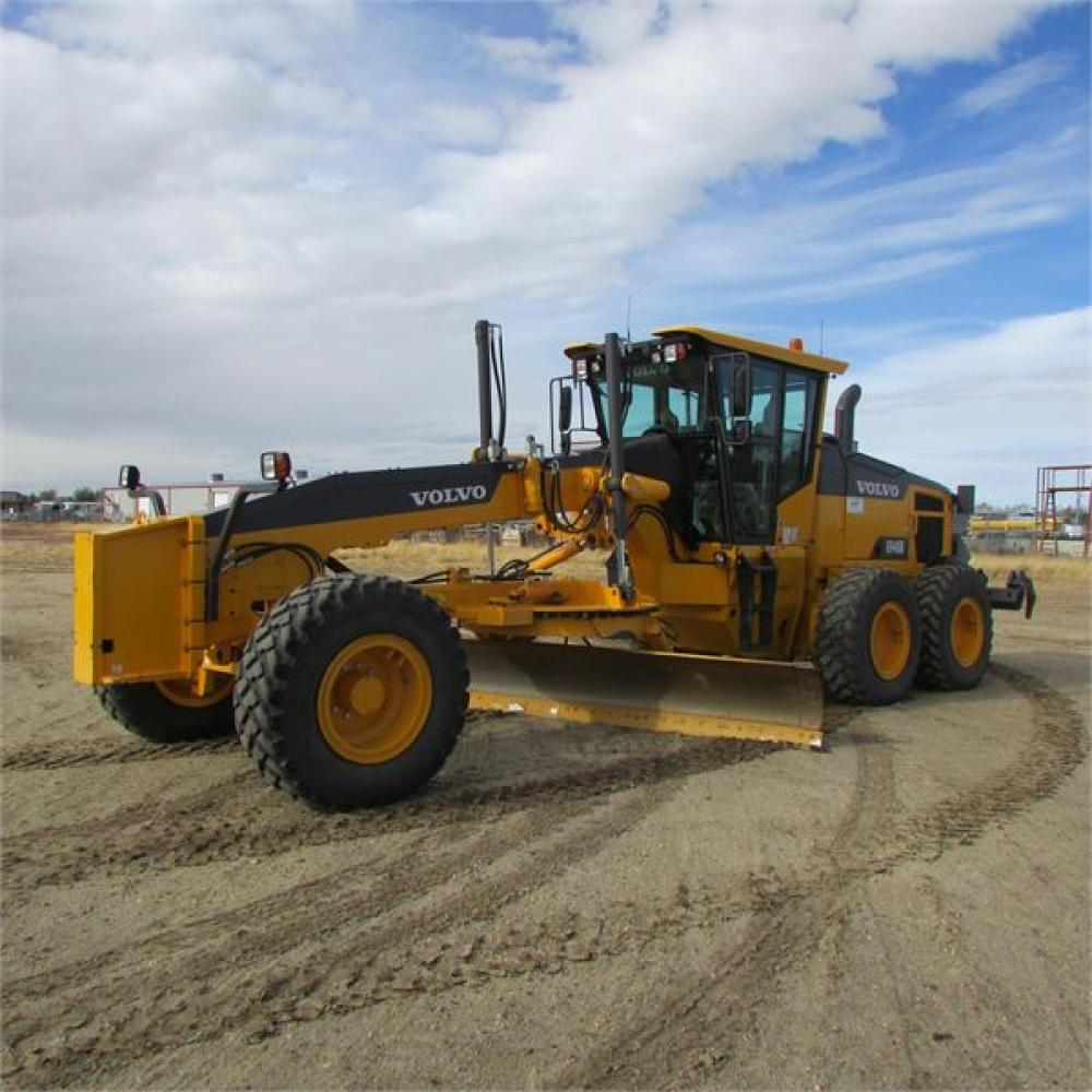Detail photo of 2014 Volvo G940B from Construction Equipment Guide