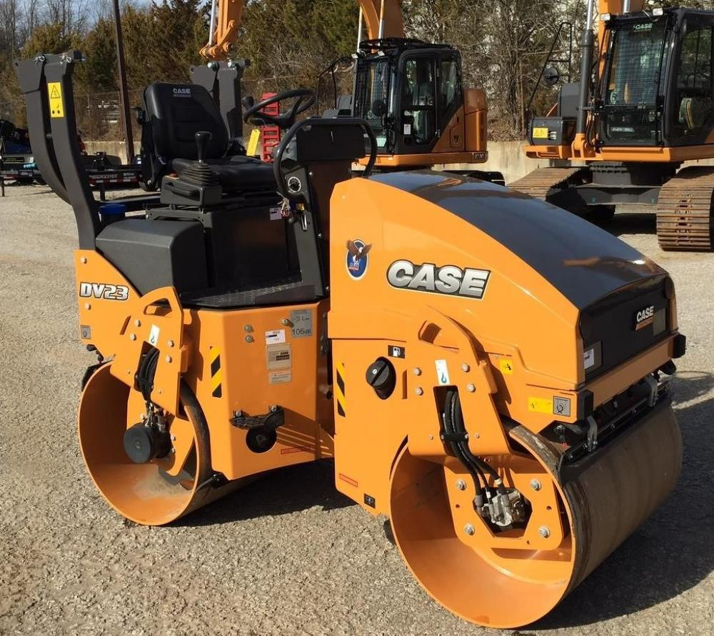 Detail photo of 2016 Case DV23 from Construction Equipment Guide