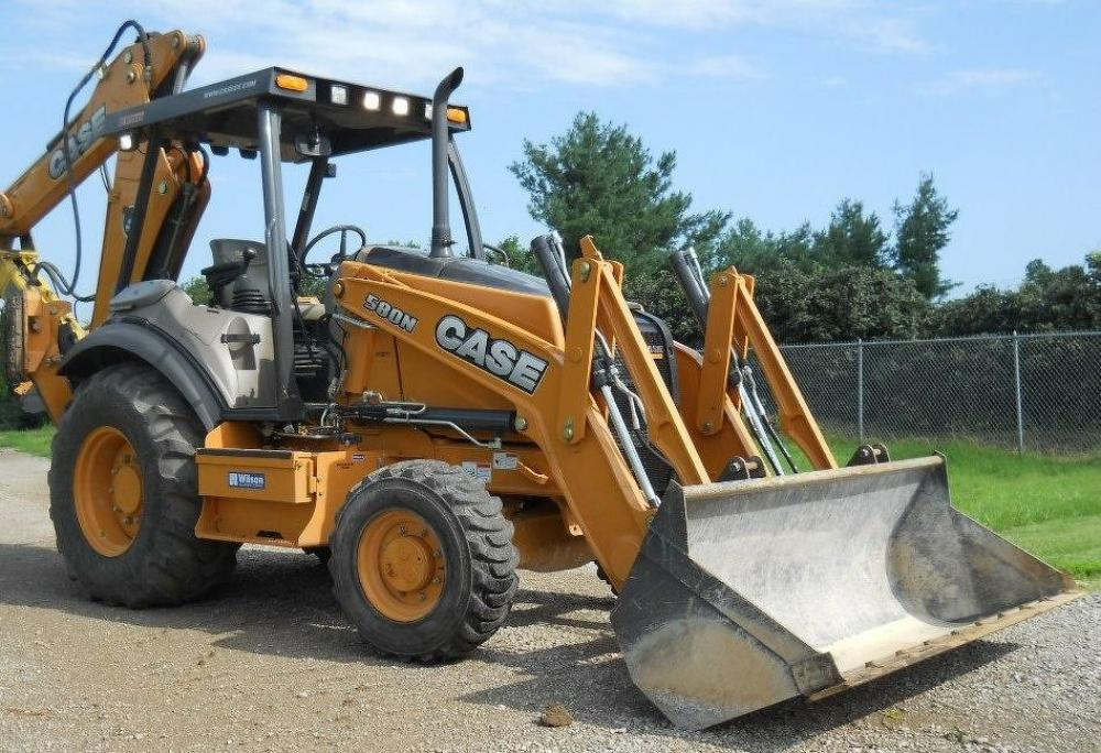Detail photo of 2014 Case 580N from Construction Equipment Guide