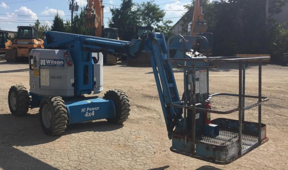Detail photo of 2005 Genie Z-34/22N from Construction Equipment Guide