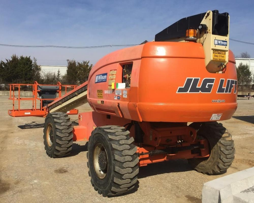 Detail photo of 2003 JLG 660S from Construction Equipment Guide