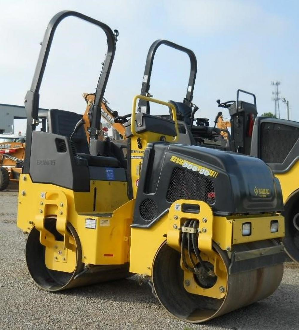 Detail photo of 2015 Bomag BW 900-50 from Construction Equipment Guide