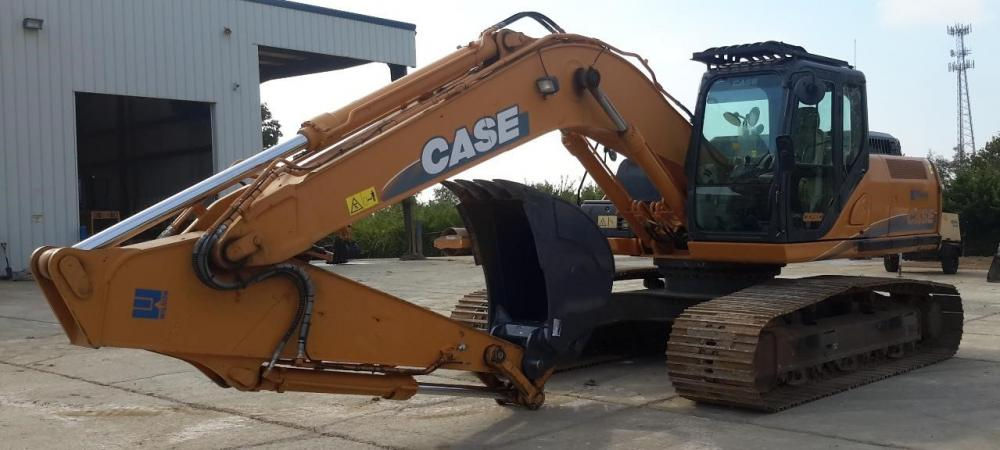 Detail photo of 2011 Case CX250C from Construction Equipment Guide