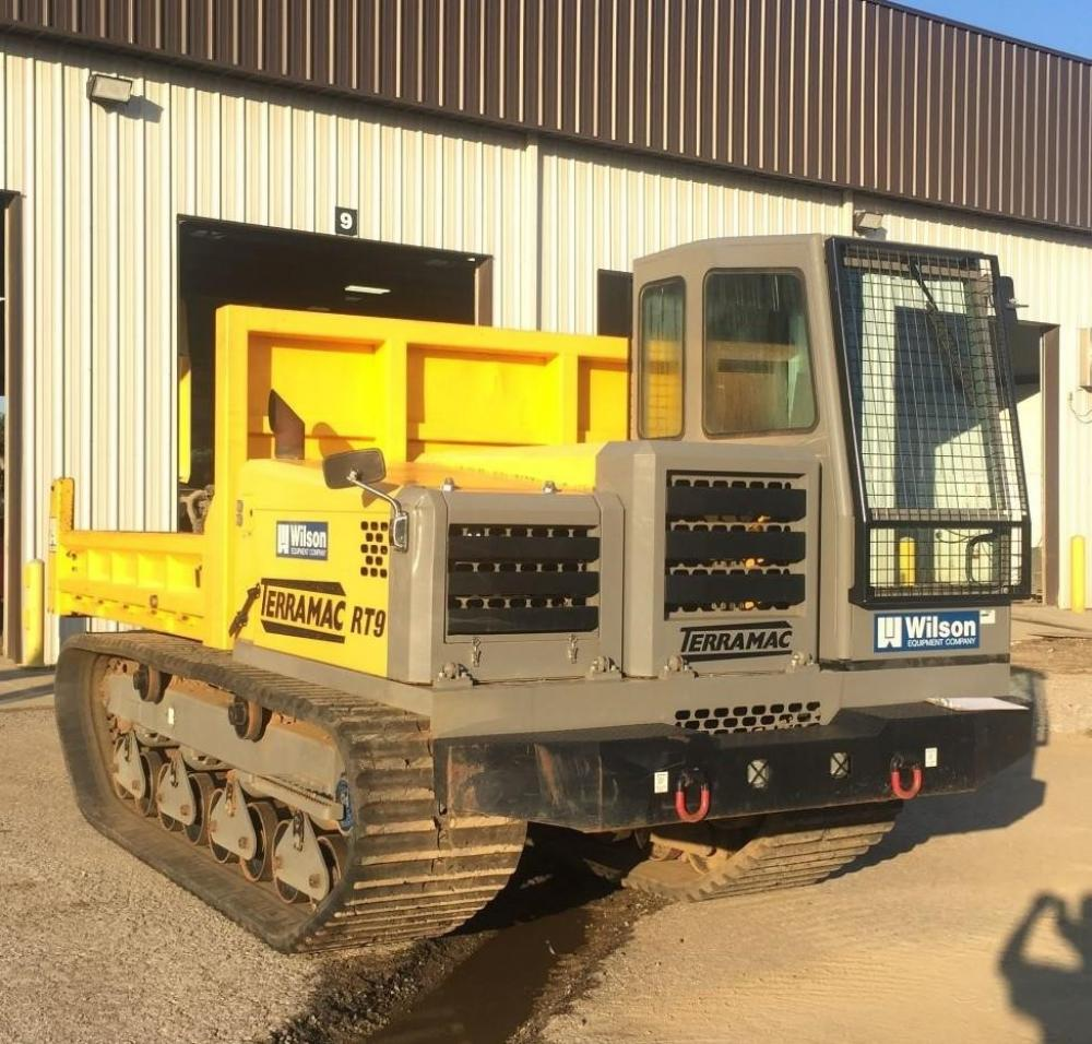 Detail photo of 2016 Terramac RT9 from Construction Equipment Guide