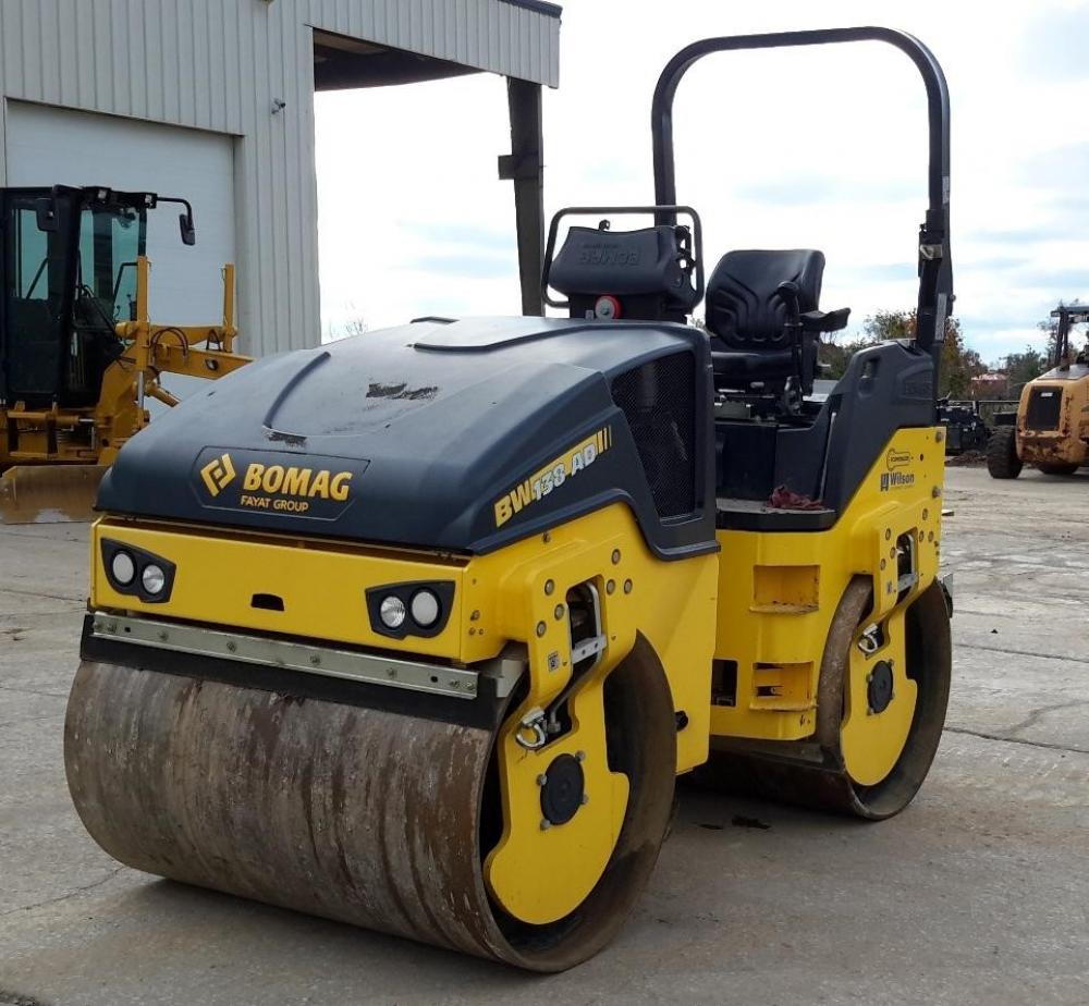Detail photo of 2013 Bomag BW 138 AD-5 from Construction Equipment Guide