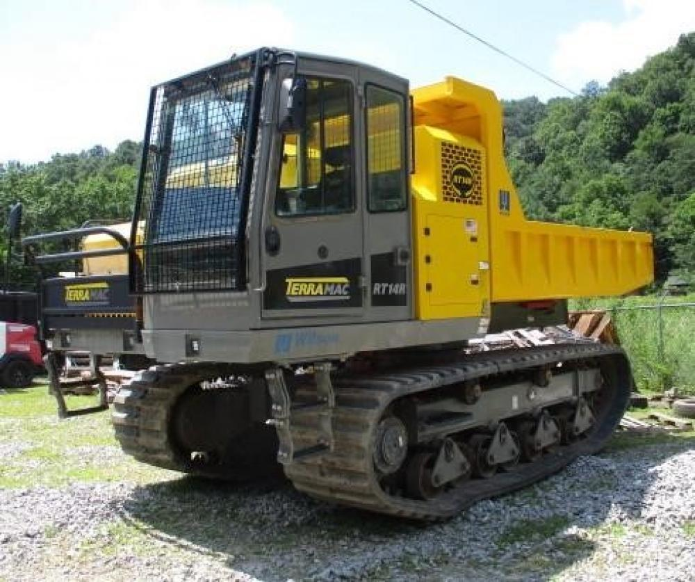 Detail photo of 2018 Terramac RT14R from Construction Equipment Guide