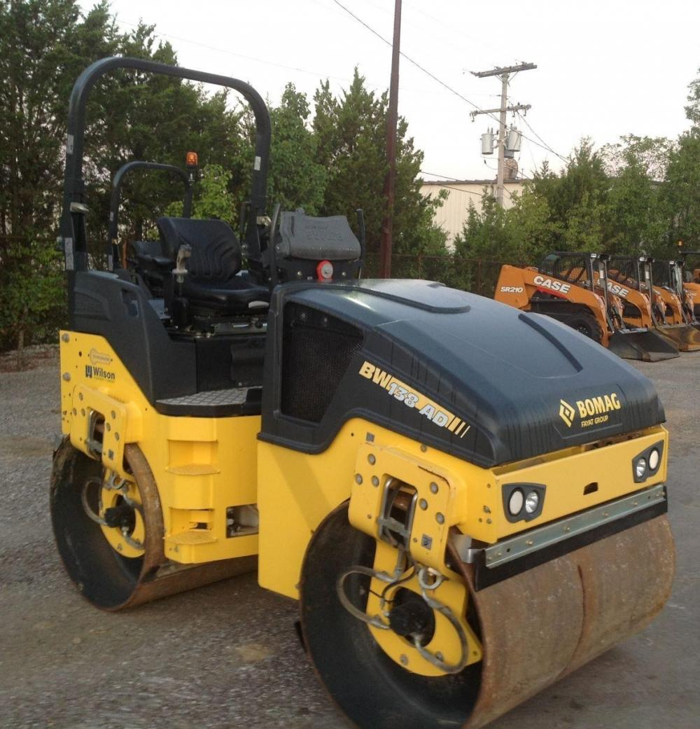 Detail photo of 2015 Bomag BW 138 AD-5 from Construction Equipment Guide