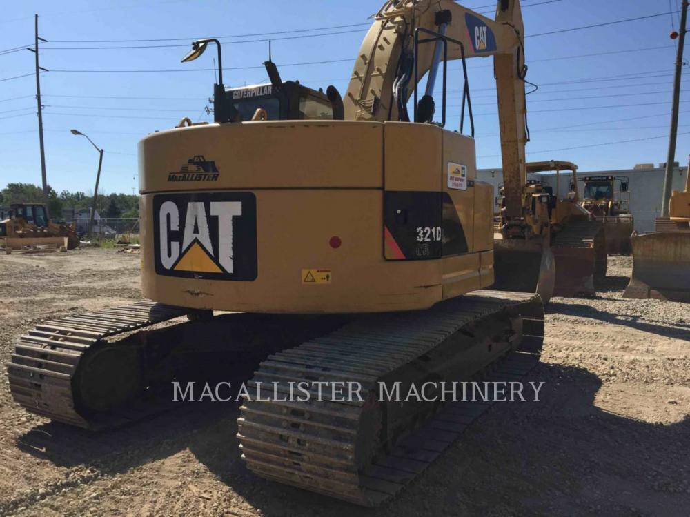 Detail photo of 2009 Caterpillar 321D LCR from Construction Equipment Guide