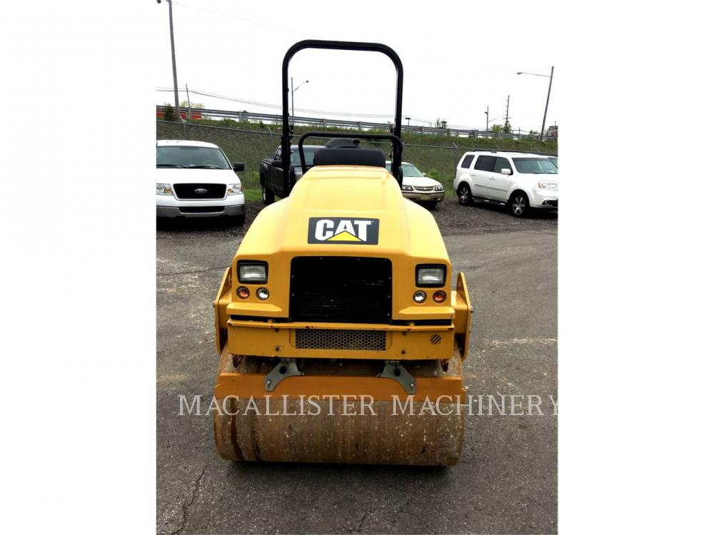 Detail photo of 2014 Caterpillar CB24B from Construction Equipment Guide