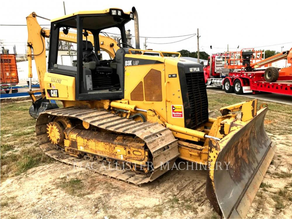 Detail photo of 2010 Caterpillar D3K from Construction Equipment Guide
