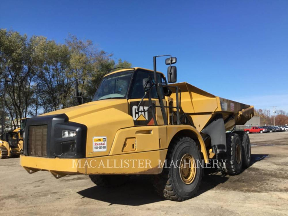 Detail photo of 2012 Caterpillar 735B from Construction Equipment Guide