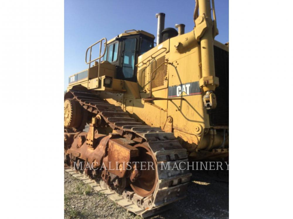 Detail photo of 1996 Caterpillar D11R from Construction Equipment Guide