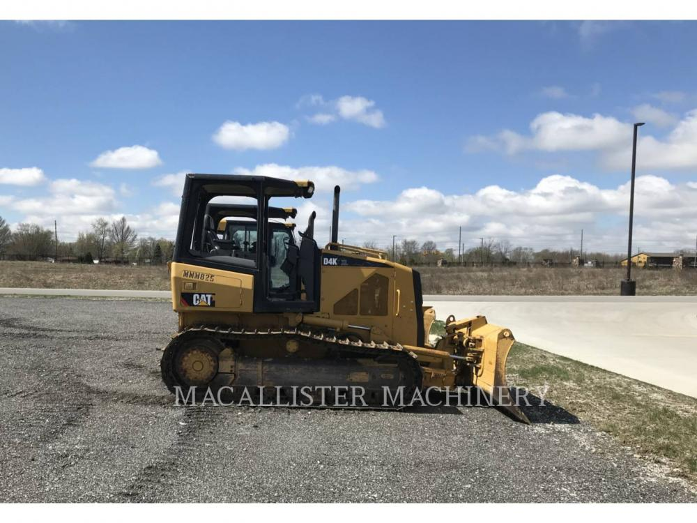 Detail photo of 2012 Caterpillar D4K XL from Construction Equipment Guide