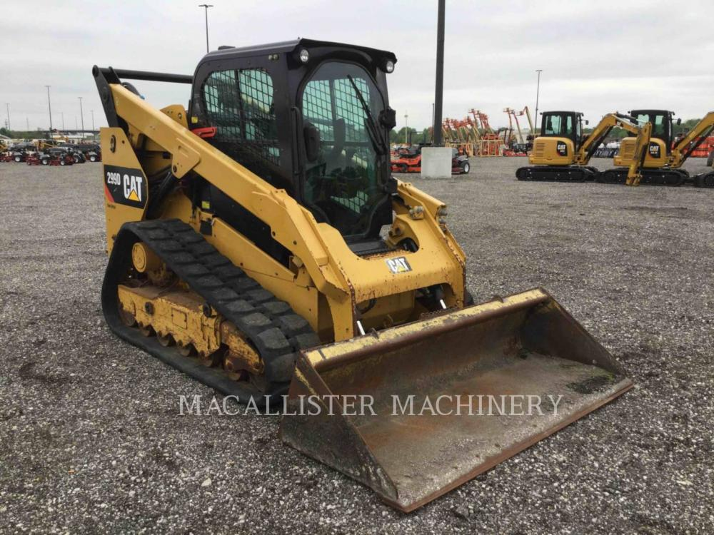 Detail photo of 2014 Caterpillar 299D from Construction Equipment Guide