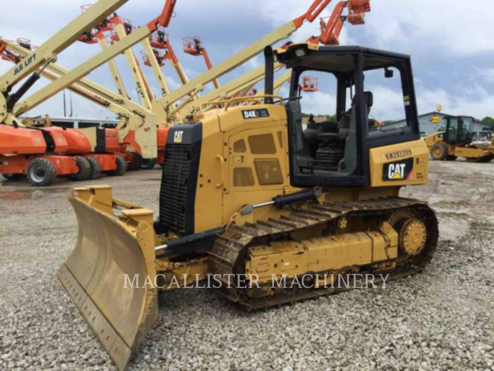 Detail photo of 2016 Caterpillar D4K XL II from Construction Equipment Guide
