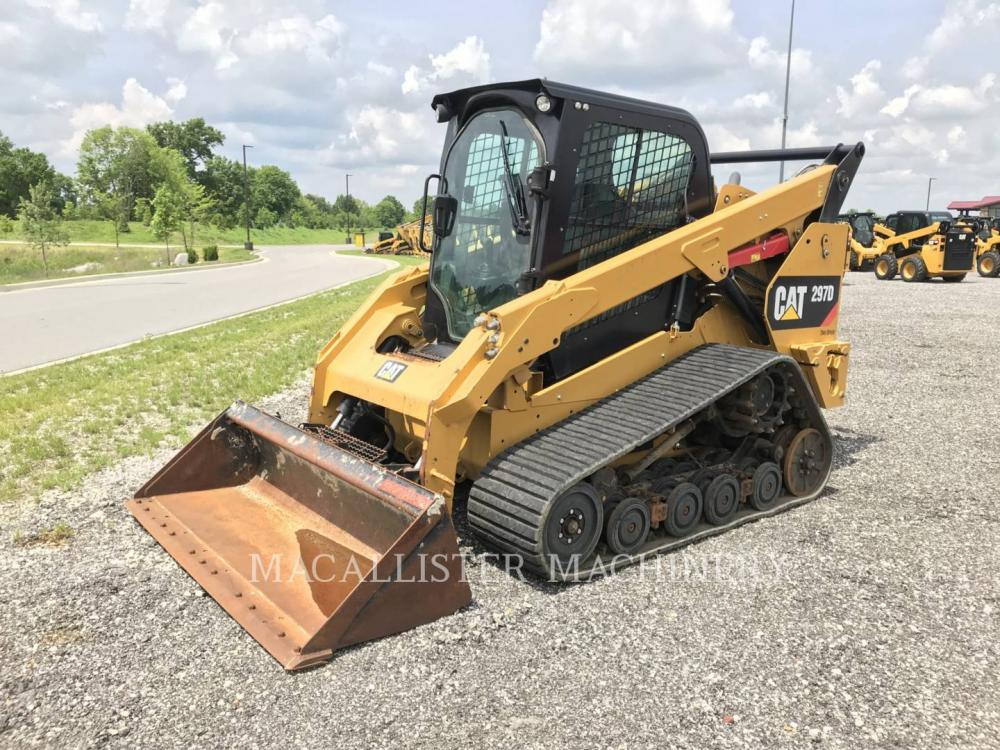 Detail photo of 2015 Caterpillar 297D from Construction Equipment Guide