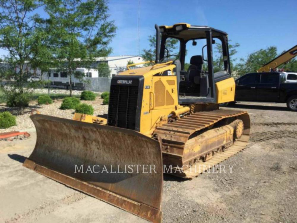 Detail photo of 2011 Caterpillar D5K LGP from Construction Equipment Guide