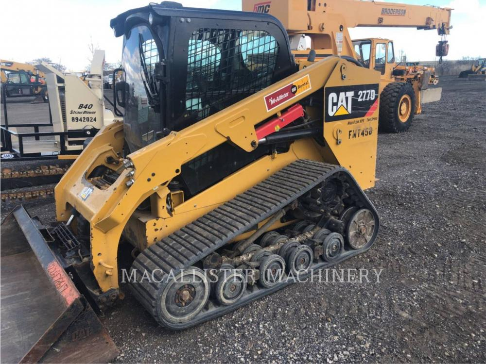 Detail photo of 2015 Caterpillar 277D from Construction Equipment Guide