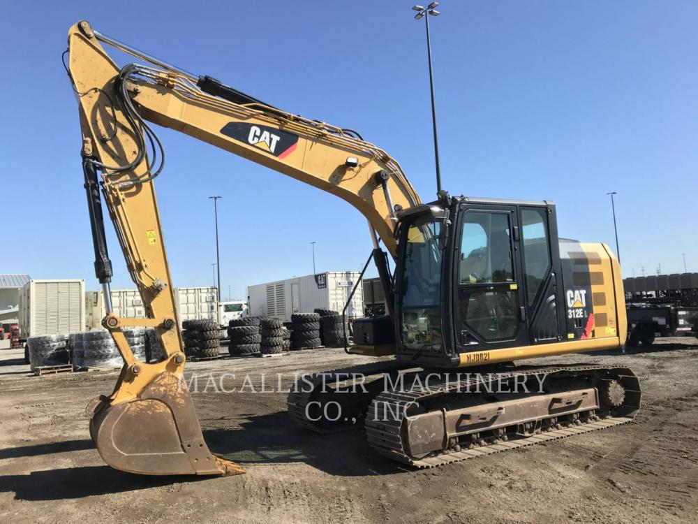 Detail photo of 2014 Caterpillar 312E L from Construction Equipment Guide