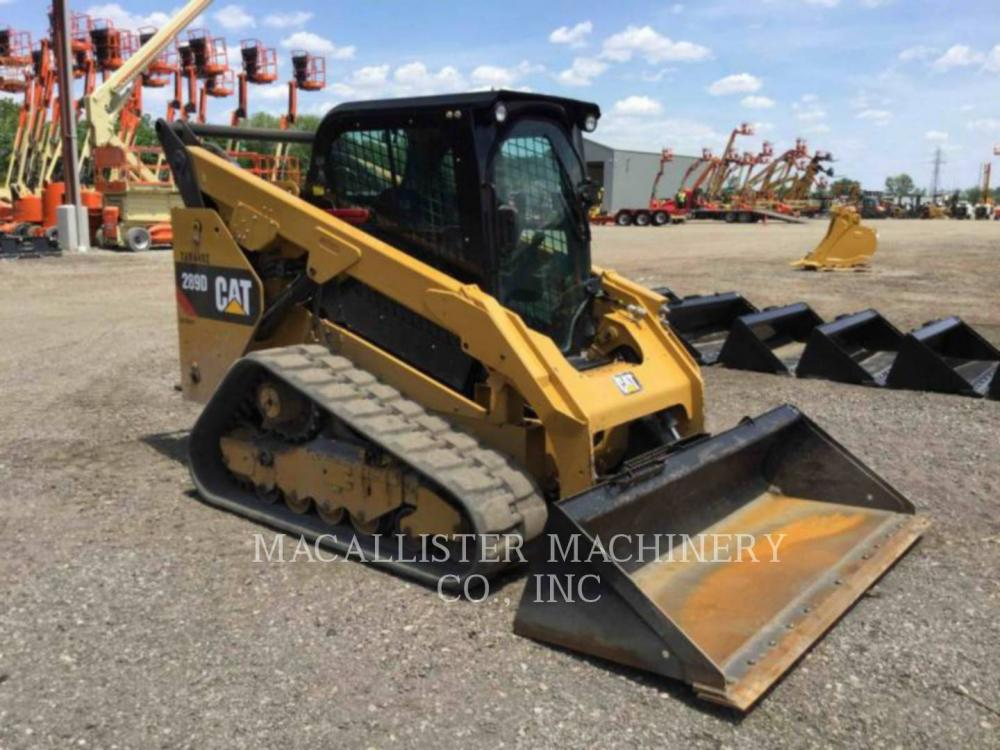Detail photo of 2016 Caterpillar 289D from Construction Equipment Guide