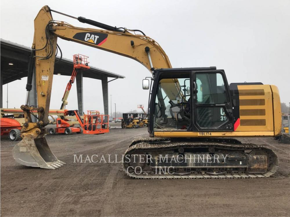 Detail photo of 2016 Caterpillar 316FL from Construction Equipment Guide