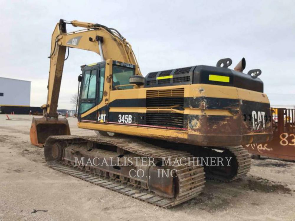 Detail photo of 2005 Caterpillar 345BL from Construction Equipment Guide