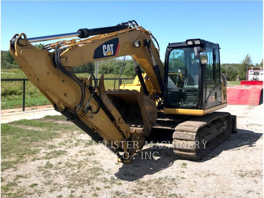 Detail photo of 2015 Caterpillar 311F from Construction Equipment Guide