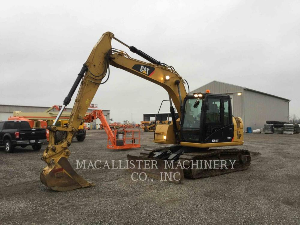 Detail photo of 2016 Caterpillar 311F from Construction Equipment Guide