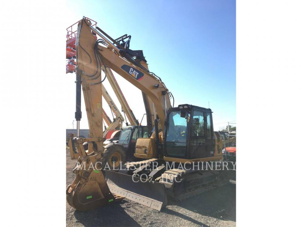 Detail photo of 2017 Caterpillar 311F from Construction Equipment Guide