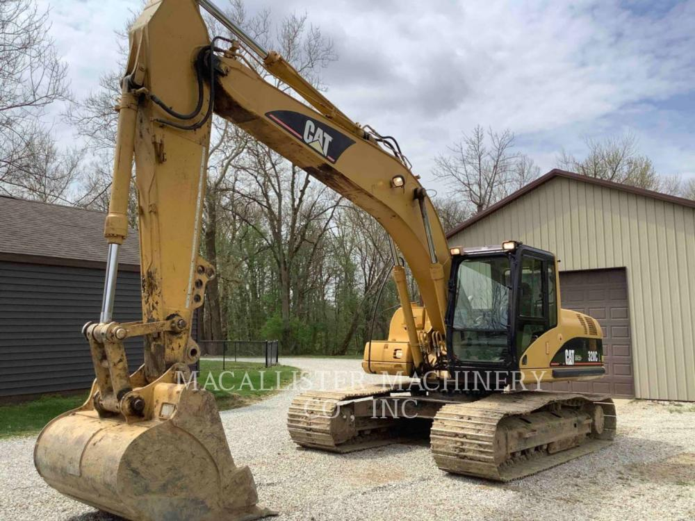 Detail photo of 2005 Caterpillar 320C L from Construction Equipment Guide