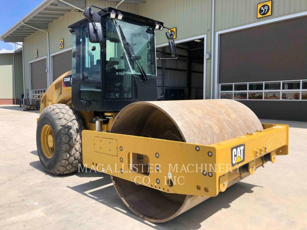 Detail photo of 2018 Caterpillar CS56B from Construction Equipment Guide