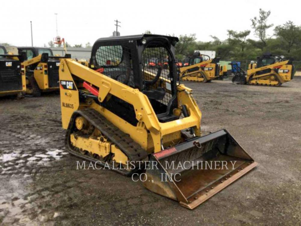 Detail photo of 2017 Caterpillar 239D from Construction Equipment Guide