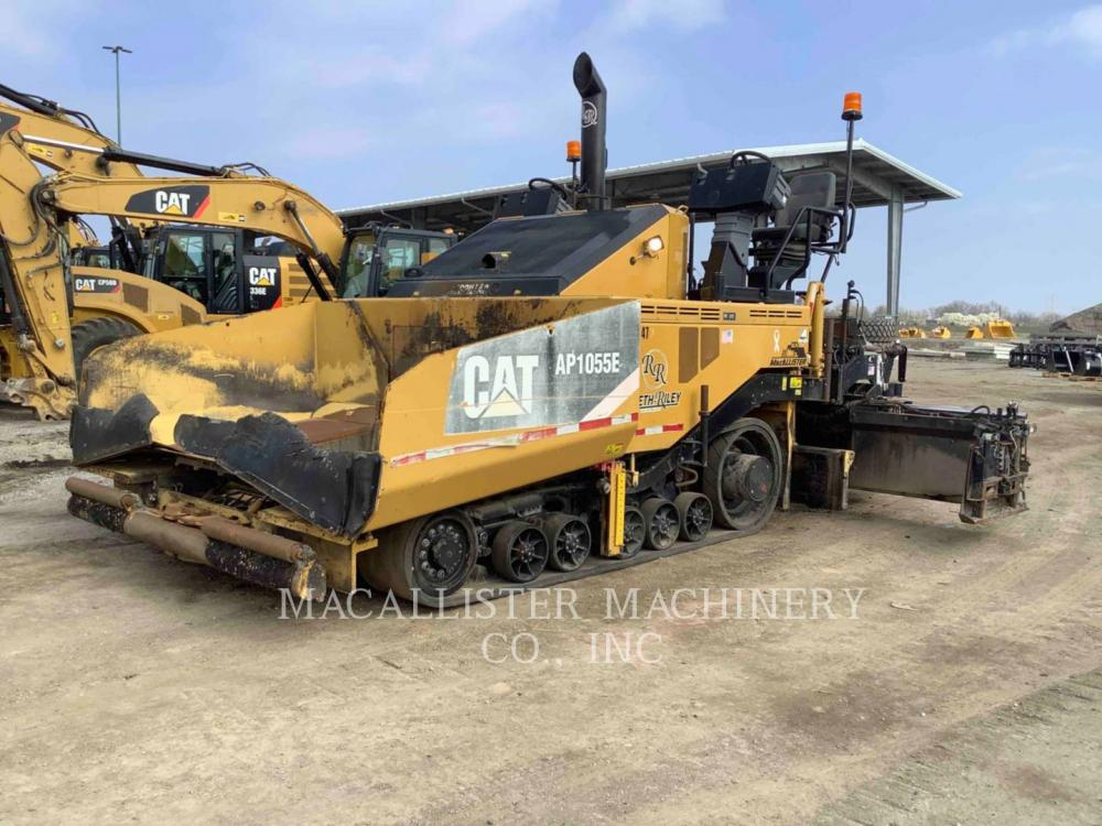 Detail photo of 2012 Caterpillar AP1055E from Construction Equipment Guide