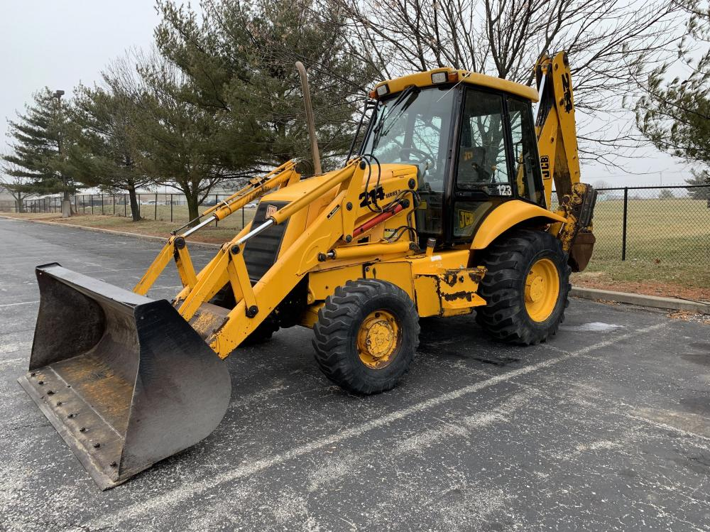Detail photo of 1997 JCB 214 from Construction Equipment Guide
