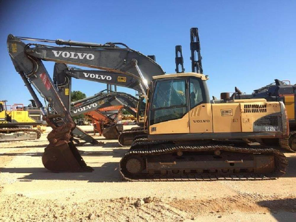 Detail photo of 2007 Volvo EC210CLC from Construction Equipment Guide