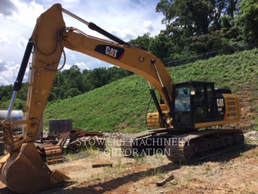 Detail photo of 2018 Caterpillar 330F from Construction Equipment Guide