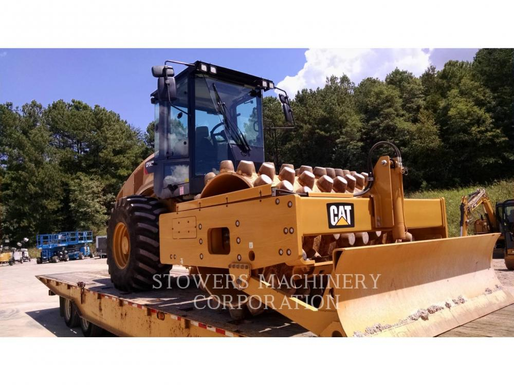 Detail photo of 2015 Caterpillar CP56 from Construction Equipment Guide