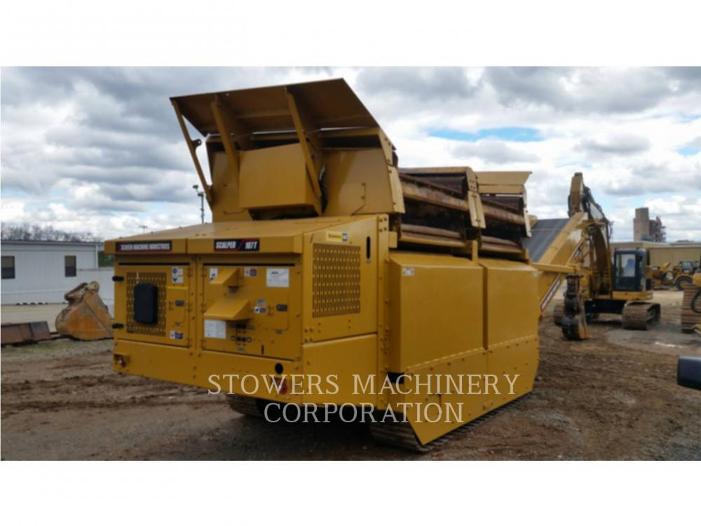 Detail photo of 2015 Screen Machine 107T from Construction Equipment Guide