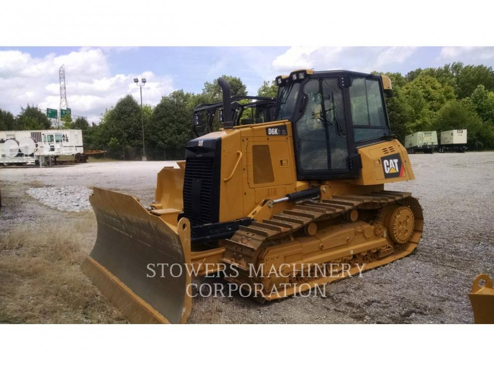 Detail photo of 2015 Caterpillar D6K from Construction Equipment Guide