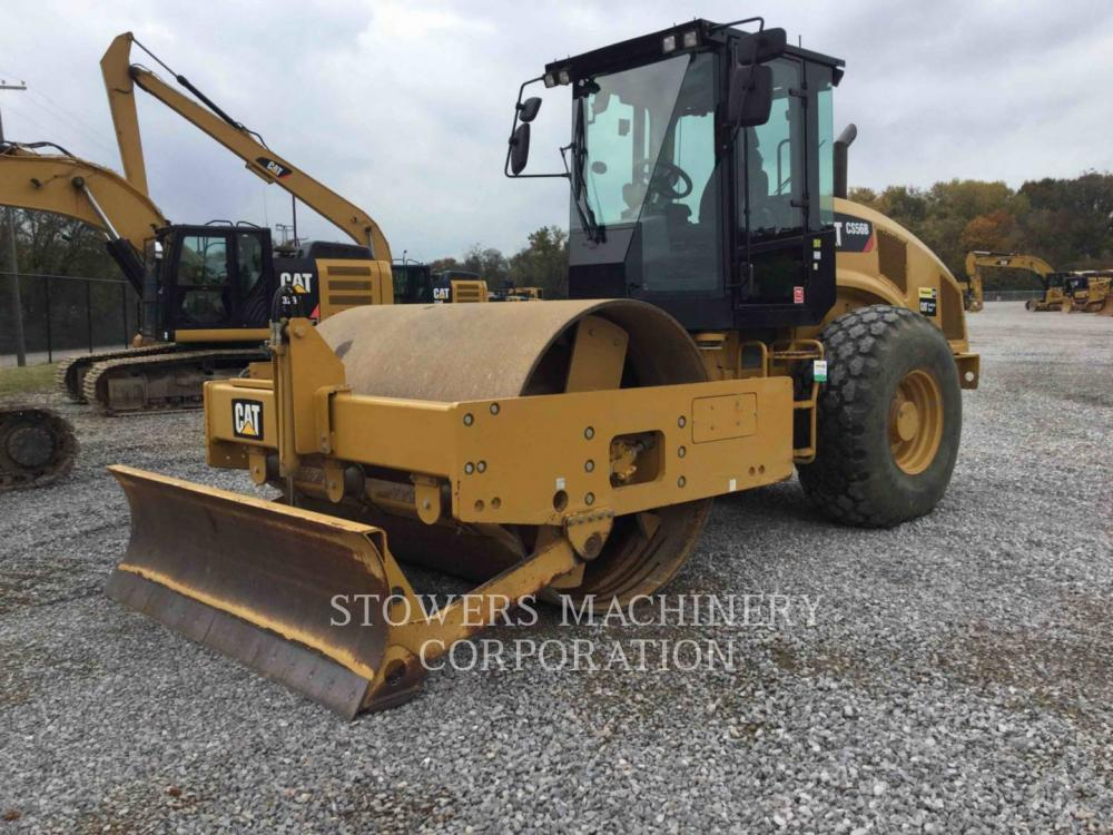 Detail photo of 2012 Caterpillar CS56B from Construction Equipment Guide