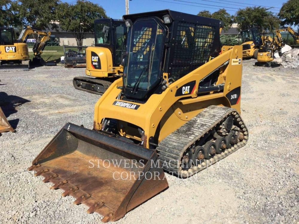 Detail photo of 2014 Caterpillar 247B III from Construction Equipment Guide