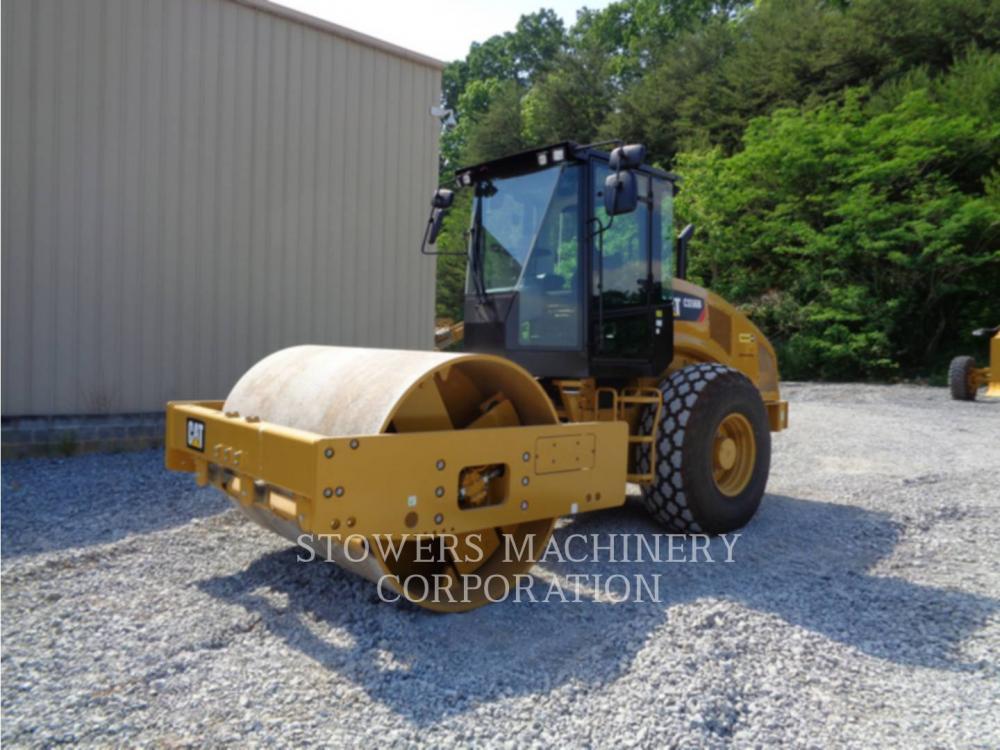 Detail photo of 2017 Caterpillar CS56B from Construction Equipment Guide